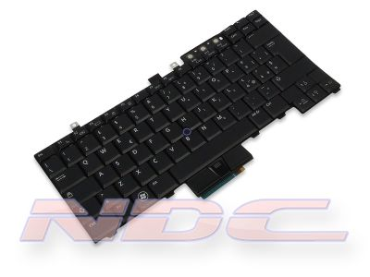 Dell Latitude E6500/E6510 ITALIAN Backlit Laptop Keyboard - 0GY327