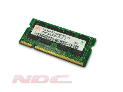 Hynix 2GB DDR2 667 MHz PC2-5300S SO-DIMM RAM Module