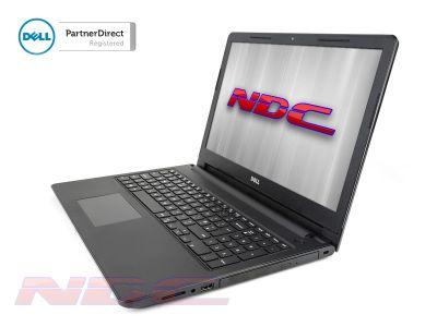 """Dell Inspiron 3552 Laptop Celeron N3060,4GB,500GB HDD,DVD-RW,15.6"""" HD (B-Grade)"""