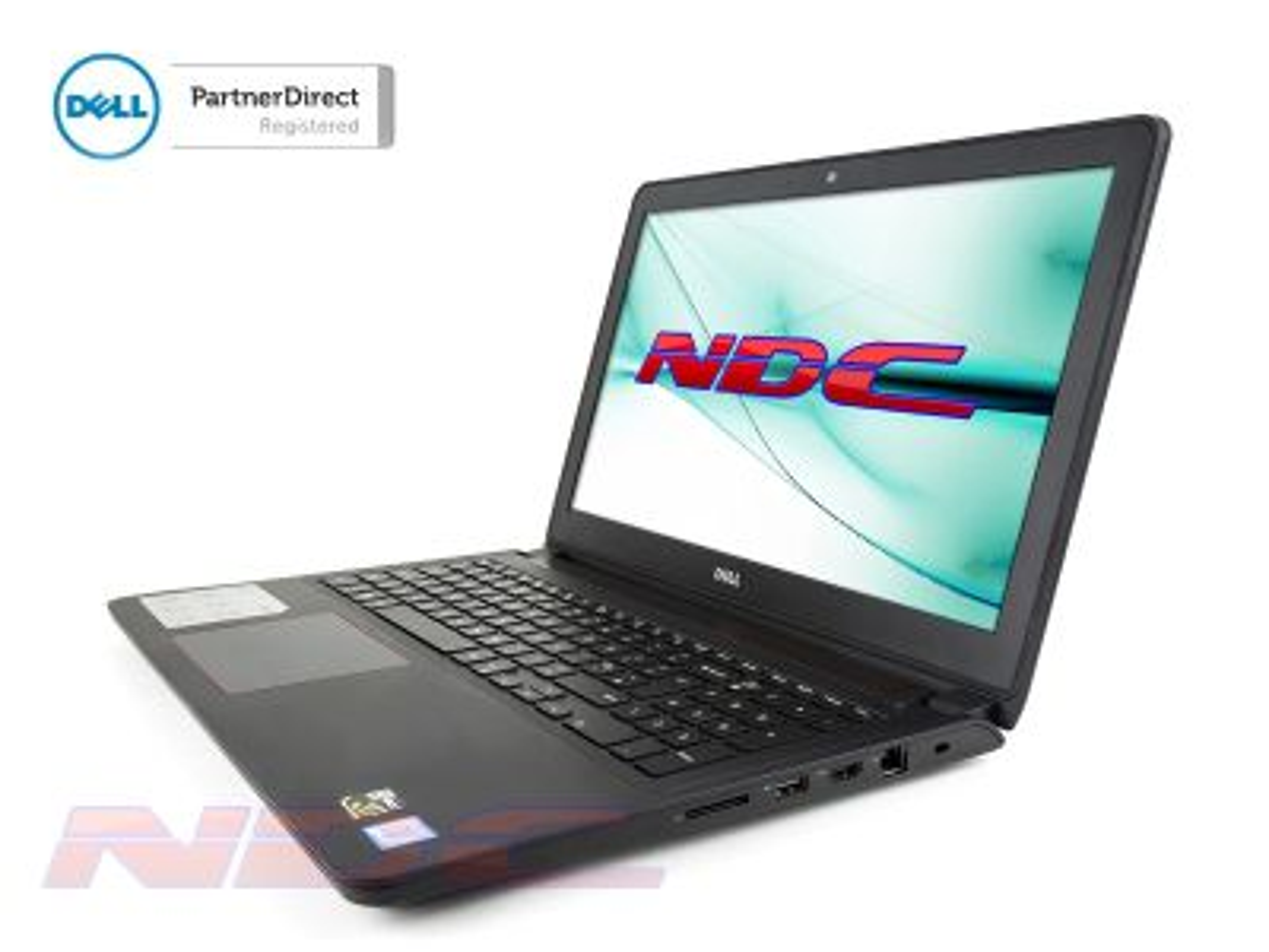 "Dell Inspiron 5577 Gaming Laptop i7-7700HQ,16GB,256GB SSD+1TB HDD,GeForce GTX 1050,15.6"" FHD (B-Grade)"