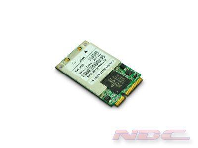 Dell DW1490 Dual Band Wireless a/b/g PCI Express Mini-Card - 54Mbps