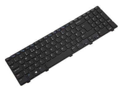 Dell Latitude 3540/Vostro 2521 UK ENGLISH Laptop Keyboard - 0WWVKK