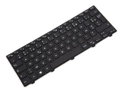 Dell Inspiron 14-5458/5459/5468/7447 FRENCH Keyboard - 047W5P