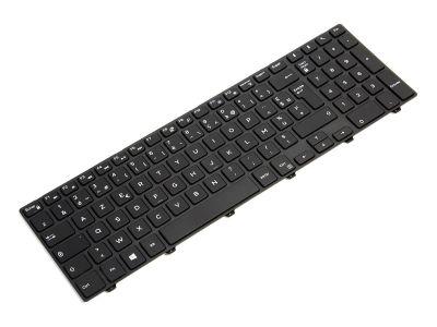 Dell Inspiron 15-3000 3565/3567/3568 FRENCH Keyboard - 0MXMJ3