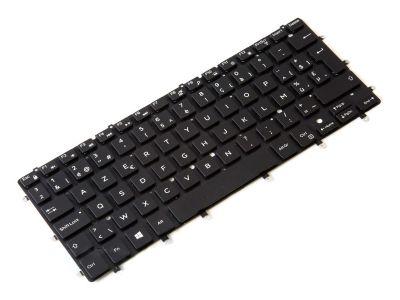 Dell Inspiron 7347/7348/7352/7353/7359 BELGIAN Backlit Laptop Keyboard - 0RCHN9