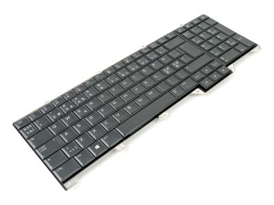 Dell Alienware Area 51m NORDIC Laptop Keyboard with AlienFX LED - 00C2YK