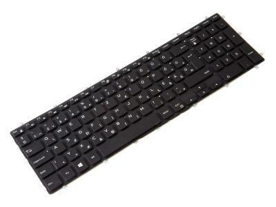 Dell Inspiron 15-7566/7567/7577/7786 HUNGARIAN Backlit Laptop Keyboard - 0TJRHX