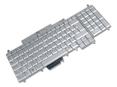 Dell XPS M1730 NORWEGIAN Backlit Laptop Keyboard - 0WR867