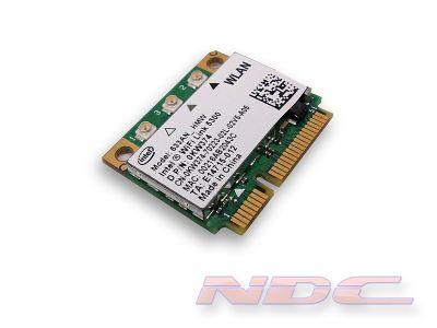 Dell Intel Ultimate-N WiFi Link 5300 Wireless PCI Express Half Height Mini-Card