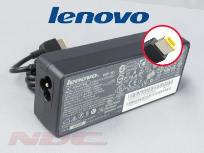 Genuine 90W Lenovo Square Tip
