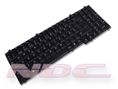 Packard Bell EasyNote W (MIT-DRAG) Laptop Keyboard NORDIC - MP-03756DN-1211L