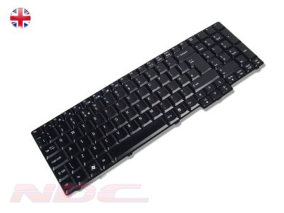 Acer Aspire 7100/7110/7520 Laptop Keyboard UK ENGLISH - NSK-AF30U