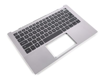 Dell Inspiron 13-5390 Ice Lilac Palmrest & US ENGLISH (INT) Backlit Keyboard - 07J9FT + 08GH4P