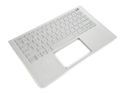 Dell Inspiron 13-5300/5301 Palmrest & US ENGLISH (INT) Backlit Keyboard - 0R1MD6 + 02PYG9