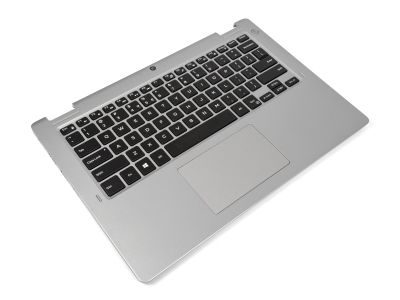 Dell Latitude 3310 2-in-1 Palmrest/Touchpad & US ENGLISH (INT) Backlit Keyboard - 06GP8Y + 046MX5