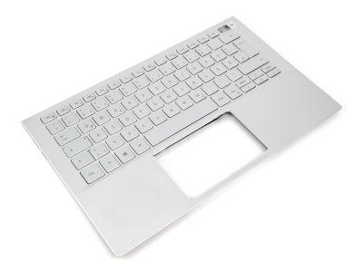 Dell Inspiron 13-5300/5301 Palmrest & GERMAN Backlit Keyboard - 0R1MD6 + 06VXWW