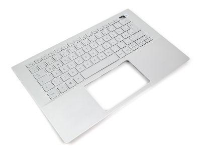 Dell Inspiron 14-5401/5402/5405 Palmrest & GERMAN Backlit Keyboard - 09TNWY + 06VXWW (0002V15P)