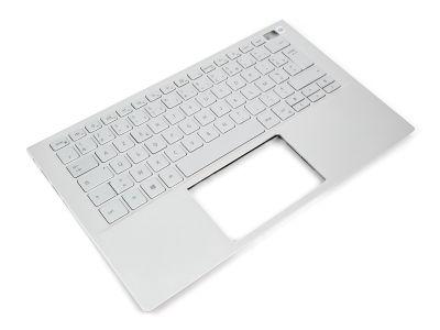 Dell Inspiron 13-5300/5301 Palmrest & FRENCH Backlit Keyboard - 0R1MD6 + 06RN3Y