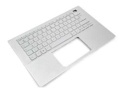 Dell Inspiron 14-5401/5402/5405 Palmrest & FRENCH Backlit Keyboard - 09TNWY + 06RN3Y (000449M4)