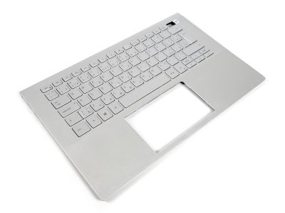 Dell Inspiron 14-5401/5402/5405 Palmrest & CZECH/SLOVAK Backlit Keyboard - 09TNWY + 066WYW
