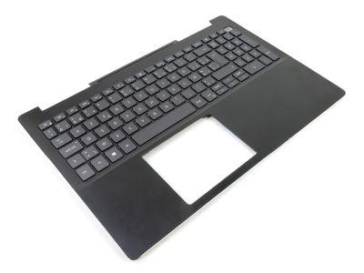 Dell Vostro 15-7590 Black Palmrest & BELGIAN Backlit Keyboard - 0WNTTJ + 05GDG9