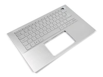 Dell Inspiron 14-5401/5402/5405 Palmrest & NORDIC Backlit Keyboard - 09TNWY + 07D4K4 (000761XG)