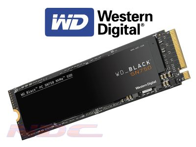 500GB WD Black SN750 NVME Solid State SSD for Laptop / Desktop