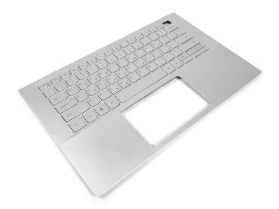 Dell Inspiron 14-5401/5402/5405 Palmrest & GREEK Backlit Keyboard - 09TNWY + 0W0JDJ (0007V08G)