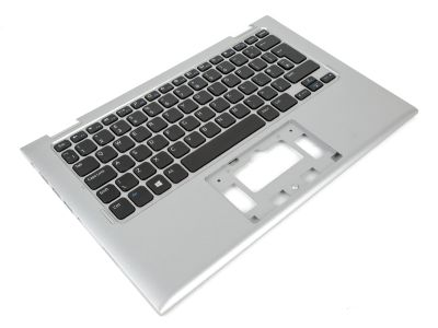 Dell Inspiron 11-3147/3148 Silver Palmrest & UK ENGLISH Keyboard - 0FPRN8 + 0VPP54