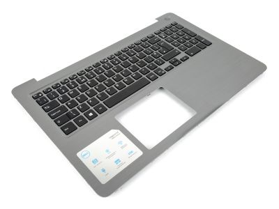 PT1NY R09GT Dell Inspiron 15-5565/5567 Palmrest & UK English Keyboard 0PT1NY 0R09GT