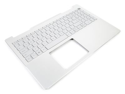 Dell Inspiron 15-7591 Palmrest & US ENGLISH Backlit Keyboard - 0PJ1JN + 0GHTYC