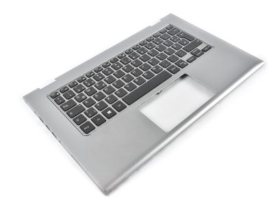 V5CHP 5VY7J Dell Inspiron 13-7347/7348/7359 Palmrest & Backlit GERMAN Keyboard 0V5CHP 05VY7J
