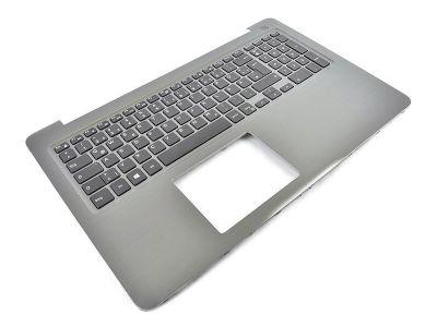 PT1NY PRW8F Dell Inspiron 15-5565/5567 Palmrest & GERMAN Keyboard 0PT1NY 06RW8F