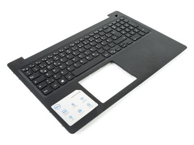 Dell Inspiron 15-3580/3581/3582 Palmrest & GERMAN Keyboard - 0P4MKJ + 06RW8F (0003JCFC)