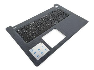 D6NDW KRHKG Dell G3 17-3779 Black Palmrest & GERMAN Backlit Keyboard 0D6NDW 0KRHKG