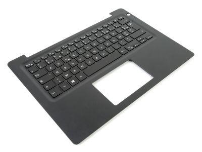Dell Vostro 14-5481 Palmrest & FRENCH Backlit Keyboard - 0PTXV1 + 0GNKT7