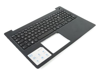 Dell Inspiron 15-3583/3584/3585 Palmrest & FRENCH Keyboard - 0P4MKJ + 02J0HC