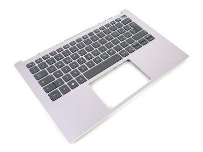 Dell Inspiron 13-5390 Ice Lilac Palmrest & ITALIAN Backlit Keyboard - 07J9FT + 0VRNJD