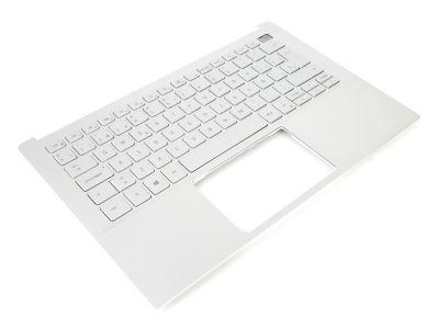 Dell Inspiron 13-5390 Silver Palmrest & SPANISH Backlit Keyboard - 0R18HX + 0CJ7N3