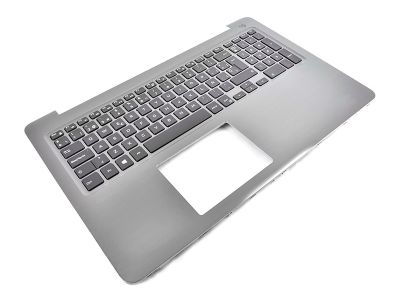 PT1NY HG6X9 Dell Inspiron 5565/5567 Palmrest+SPANISH Keyboard 0PT1NY 0HG6X9