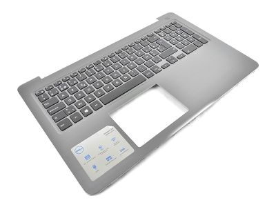 PT1NY 31XX5 Dell Inspiron 5565/5567 Palmrest+BELGIAN Keyboard 0PT1NY 031XX5