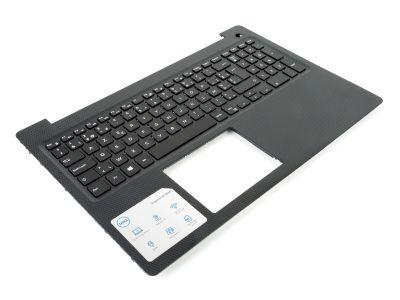 Dell Inspiron 15-3583/3584/3585 Palmrest & BELGIAN Keyboard - 0P4MKJ + 031XX5