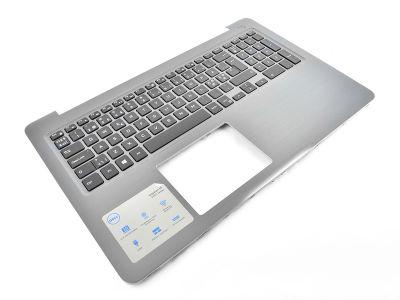 PT1NY 0P6PD Dell Inspiron 15-5565/5567 Palmrest & NORDIC Keyboard 0PT1NY 0066PD