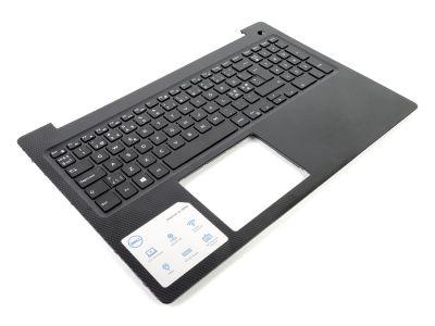 Dell Inspiron 15-3580/3581/3582 Palmrest & NORDIC Keyboard - 0P4MKJ + 0066PD