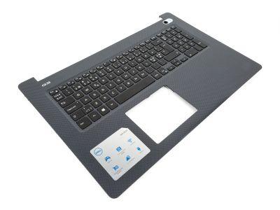 D6NDW KHRDN Dell G3 17-3779 Black Palmrest & NORDIC Backlit Keyboard 0D6NDW 0KHRDN