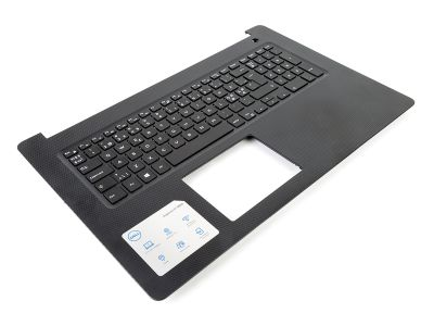 Dell Inspiron 3780/3781/3782 Palmrest & NORDIC Keyboard - 08NH2X + 0066PD
