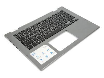 JCHV0 G9N34 Dell Inspiron 13-5368/5378 Palmrest & ARABIC Backlit Keyboard 0JCHV0 0G9N34