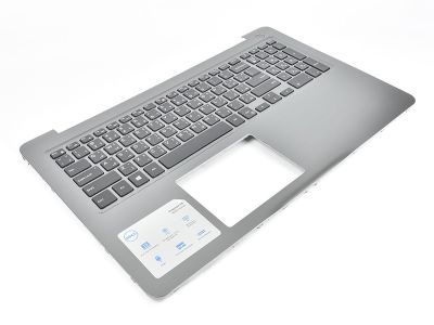 PT1NY H1MH8 Dell Inspiron 15-5565/5567 Palmrest & ARABIC Backlit Keyboard 0PT1NY 0H1MH8