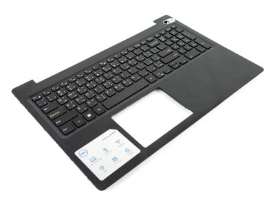 Dell Inspiron 15-3580/3581/3582 Palmrest & ARABIC Keyboard - 0P4MKJ + 0YKN1Y