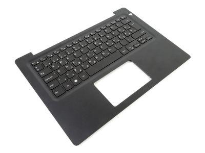 Dell Vostro 14-5481 Palmrest & HUNGARIAN Backlit Keyboard - 0H52M6 + 0K9PWN